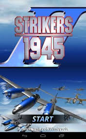 strikers 1945 apk strikers 1945 2 apk free arcade for android