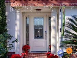 front doors excellent paint fiberglass front door for