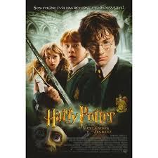 harry potter et le chambre des secrets affiche du harry potter et la chambre des secrets 109 x 157 5