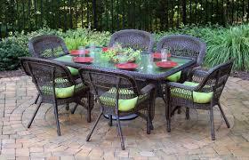 Wicker Patio Dining Sets - renewing wicker patio dining sets