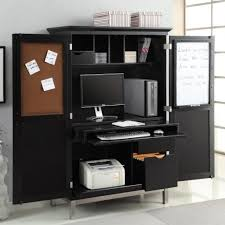 armoire best computer armoire with file drawer ideas corner with