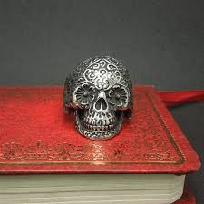 antique skull rings images 2015 real new arrival women party rings rings anillos vintage jpg