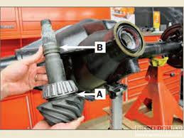 rebuilding an u002701 to u002710 gm rear axle to last forever diesel