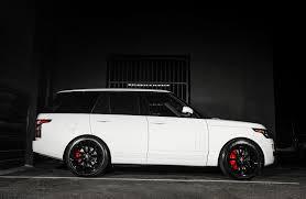 white range rover rims customized range rover exclusive motoring miami fl