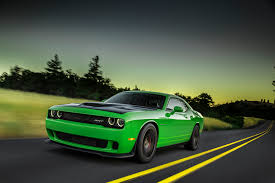2015 dodge srt hellcat challenger 2015 dodge challenger srt hellcat front three quarter in motion