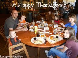 our thanksgiving dinner