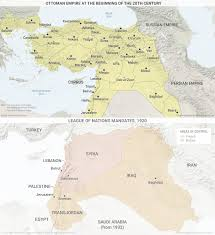 Map Of Europe And North Africa by 4 Maps That Explain Wars In The Middle East And North Africa