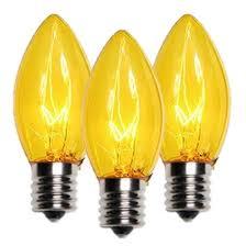 Yellow C9 Lights C7 Light Bulbs For Sale C7 Ls For Sale C7