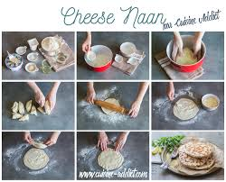 cuisine indienne naan cheese naan pains au fromage indiens cuisine addict de