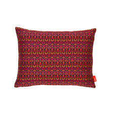arabesque throw pillow by vitra in the home design shop