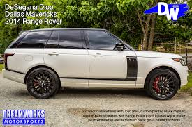 customized range rover 2017 land rover u2014 dreamworks motorsports