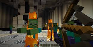 captainsparklez minecraft hack n slash pvp herobrine u0027s onslaught 40000 downloads