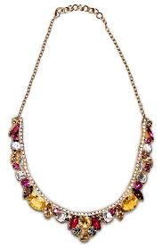 multi crystal necklace images Multi color crystal necklace necklaces jewelry jpg