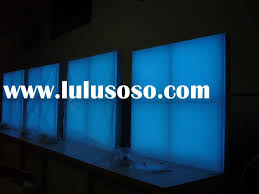 led light wall panels panel wall light with 12 3d panels led lighting for evocative
