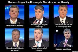 Sean Hannity Meme - the evolution of sean hannity russiagate know your meme