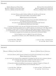 texte de faire part mariage exemples texte wood s faire part