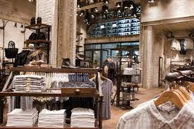 Industrial Interior Design by Glamshops Visual Merchandising U0026 Shop Reviews Allsaints