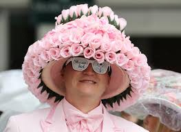 Kentucky Derby Flowers - kentucky derby hats were crazy in 2017 as always but we found
