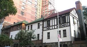 tudor style tudor style buildings in new york city ephemeral new york