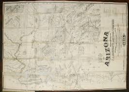Paper Town Map The Hand Book To Arizona Its Resources History Towns Mines