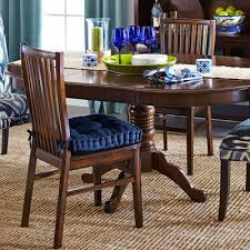 Pier 1 Kitchen Table by Ronan Tobacco Brown Dining Chair Pier 1 Imports