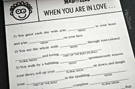 mad libs classroom valentine idea free printable u2013 hip2save