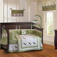 Convertible Crib Set Bedroom Sensational Chocolate Open Side Convertible Crib With