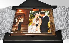 Wedding Picture Albums Wedding Book With Lay Flat Coated Pages Bridebox