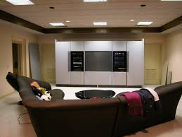 Entertainment Living Room Black Laminated Entertainment Center Features Black Laminated