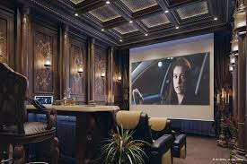 Home Theater Architecture Home Theater