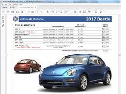 vwvortex com the beetle in 2017 no manual no more 2 0t engine