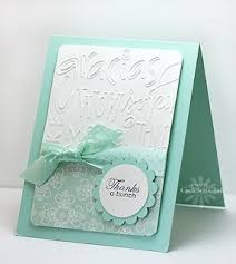 239 best handmade cards thank you images on cards
