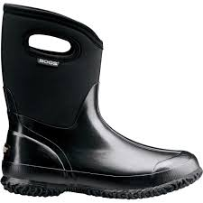 womens gumboots australia bogs mid gumboots black womens rays outdoors australia