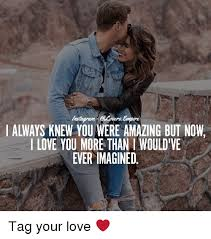 Love You More Meme - 25 best memes about i love you more than i love you more than