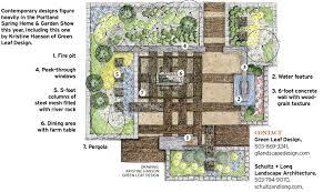 at the portland spring home u0026 garden show display gardens modern