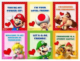 gamer valentines cards need a gamer friendly s day card nintendo has you