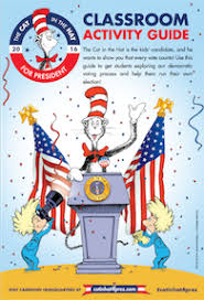 the cat in the hat coloring page classroom resources dr seuss educators seussville