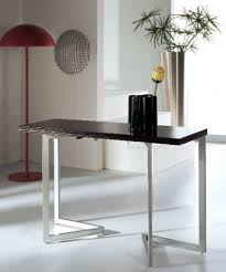 Console Dining Table by Console Dining Table Convertible Georgi Furniture