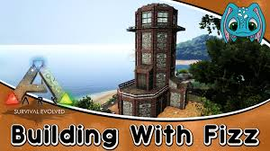 ark house designs ark survival evolved building w fizz how to build a ark