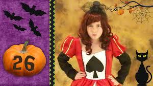 Queen Spades Halloween Costume Halloween Countdown 26 Queen Spades