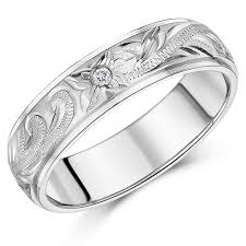 coloured titanium rings images Patterned titanium rings and unusual inlaid and enameled jpg