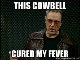 Christopher Walken Cowbell Meme - more cowbell meme generator cowbell best of the funny meme