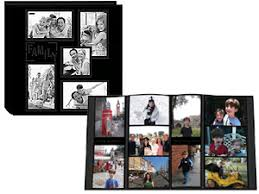 pioneer photo albums 4x6 collage cover 4x6 family photo album