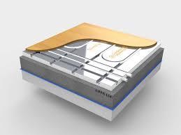 Floating Floor Underfloor Heating Systems - Under floor heating uk