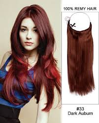 remy hair extensions 33 auburn 100 remy hair flip in human hair extensions
