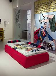 superhero bedroom ideas bedding superman and batman kids