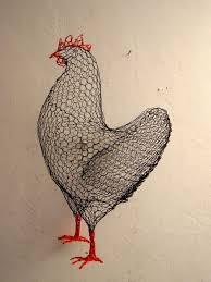 25 unique chicken wire sculpture diy ideas on pinterest chicken