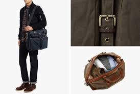 South Dakota mens travel bag images Best waxed canvas bags for men gear patrol jpg