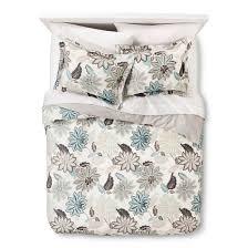 dutchwax floral duvet cover set threshold target