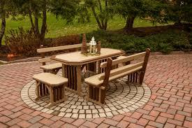 furniture minimalist polywood furniture plastic outdoor patio